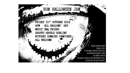 Rom Halloween Jam